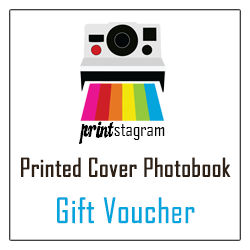 Gift Vouchers/Printed Cover Photobook