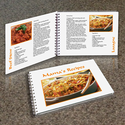 Instagram Prints/Recipe Book