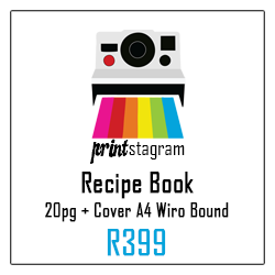 Instagram Prints/Recipe Book/Recipe Book